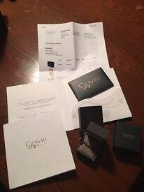 ***price reduced*** Clogau rose gold wedding ring brand new