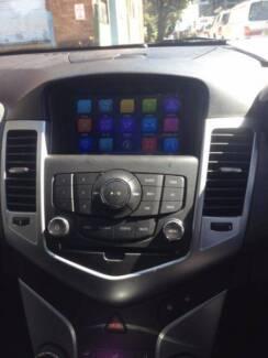 Holden Cruze head unit car DVD GPS free reverse camera