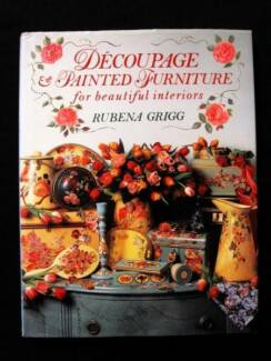 Decoupage & Painted Furniture For Beautiful Interiors - Grigg