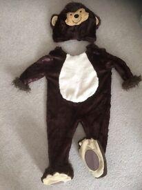 Toddler dress up suit