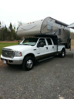 "2013 Forest River Palomino 17'6"" Truck Camper"