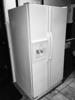 Fridge Freezer with water dispenser and ice crusher Lindisfarne Clarence Area Preview