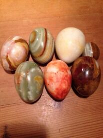 6 onyx eggs