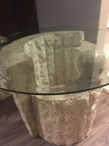 Glass tables  Kitchener / Waterloo Kitchener Area image 3