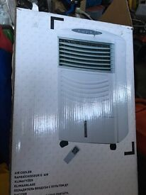 Air cooler digital