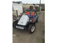 Classic Mini NCF blitz 2 Road legal on/off road buggy 1340cc 11 months MOT