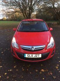Vauxhall Corsa 1.2 excite 5 door