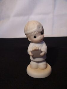 "Precious Moments Figurine ""Loving Is Caring"" London Ontario image 1"