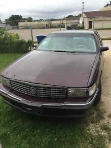 1996 cadillac deville as is asking $1500