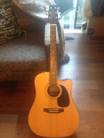Barely played - Takamine EG530C Electric Acoustic Guitar