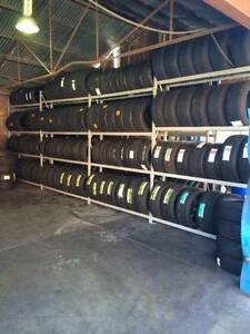 Unirack Tyre Storage Racking - H3000 x L2400 X D600mm Dandenong South Greater Dandenong Preview