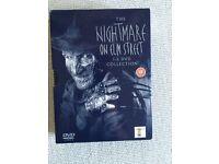 Nightmare on Elm Street DVD Boxset