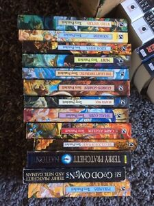 Books for sale: Fantasy, Sci-Fi and Fiction