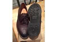 Men's Musto Langley Brogue shoe - size9