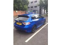 Subaru Impreza wrx turbo fast car bargain