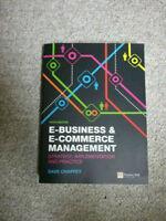 E-Business & E-Commerce Management Textbook