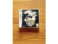 Pokemon DS game Black Version