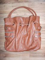 Caramel brown purse / handbag for sale!