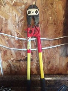 "24"" compound bolt cutter St. John's Newfoundland image 1"