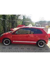 Ford Fiesta st 54 plate for sale