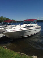Searay Sundancer 26ft