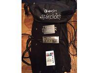 QTX star light cloth 2mtr x 1mtr vgc Disco