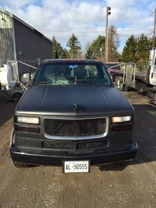93 GMC truck/rat rod custom build London Ontario image 5