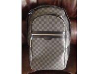 Louis Vuitton Damier Graphite Michael Rucksack Backpack