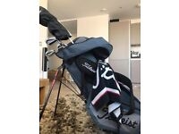 Titleist AP2 716 Irons, Taylor Made M1 Driver, Taylor Made Spider Putter