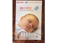 Snoozzz XL baby positioner/sleep wrap