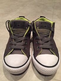Kids Converse All Star boots size 13.5