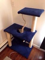 Chat abre/ cat tree