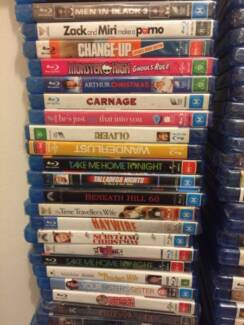 Blu ray movies sealed sale sale $5 each Noble Park North Greater Dandenong Preview