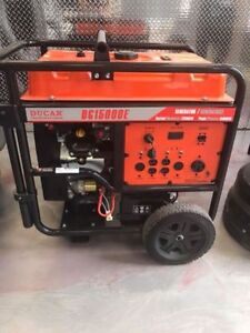 POWER GENERATOR 15000 WATT DUCAR