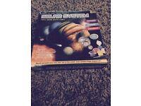 Solar system model magnet set NEW