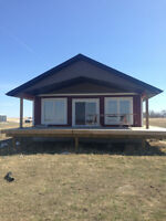 New Lakeview Home on 1 acre lot at Blackstrap Lake