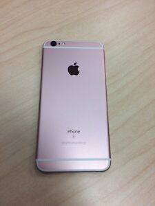 iPhone 6S Plus 128GB in Rose Gold For Sale !
