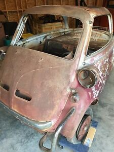 1957 BMW isetta 300 Kitchener / Waterloo Kitchener Area image 3