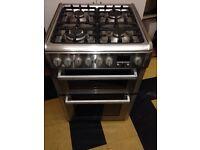 60cm Hotpoint mini range cooker