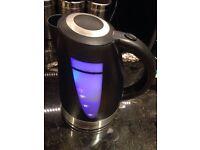 Light up kettle