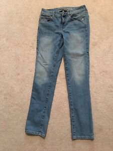 American eagle skinny stretch jeans size 8