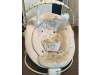 Bright Star Comfort and Harmony Baby Bouncer