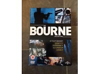 Bourne Collection Box Set Original (Open to Offers)