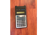 Scientific calculator/house clearance sale/cheap/calcy