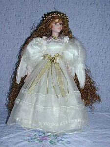 9 Genuine Porcelain Dolls : Clean,SmokeFree : As Shown Cambridge Kitchener Area image 6