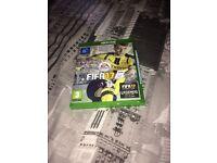 FIFA 17 Xbox one basically brand new