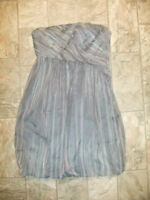 Grey RW&Co dress - only $10!! (size small)