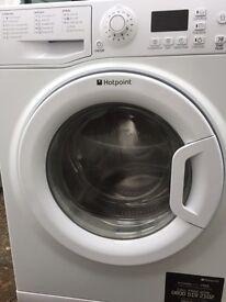 Hot point slimline washing machine