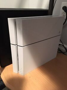 PlayStation 4 with PS VR, extra controllers and games