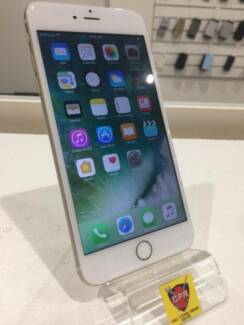 MINT CONDITION iPHONE 6 PLUS 16GB GOLD WITH WARRANTY + INVOICE